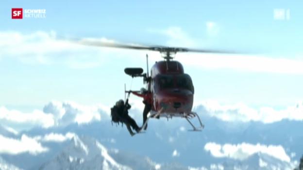 Video «Schweiz aktuell vom 16. November 2012» abspielen