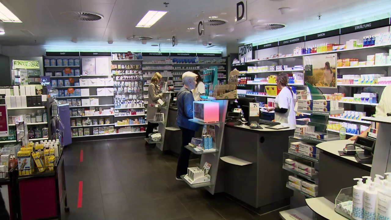 Apotheken-Boom in der Schweiz