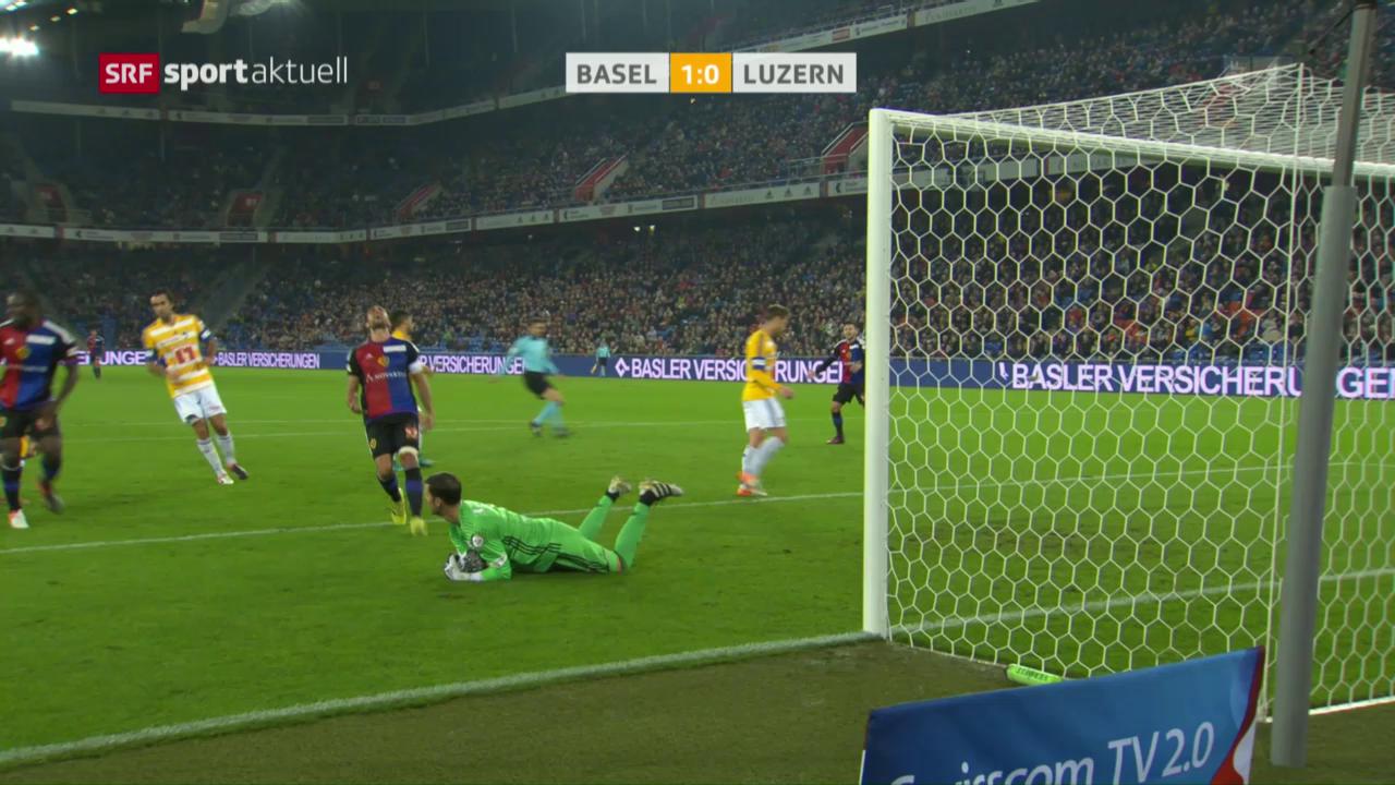 Auch Luzern kein Stolperstein für Basel