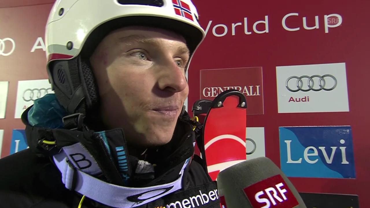 Ski: Henrik Kristoffersen im Interview