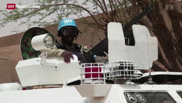 Video «Mali kommt nicht zur Ruhe» abspielen