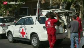 Video «IKRK-Helfer entführt» abspielen