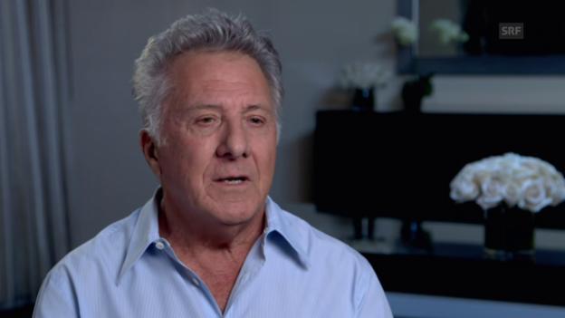Video «Dustin Hoffman feiert seinen 80. Geburtstag» abspielen