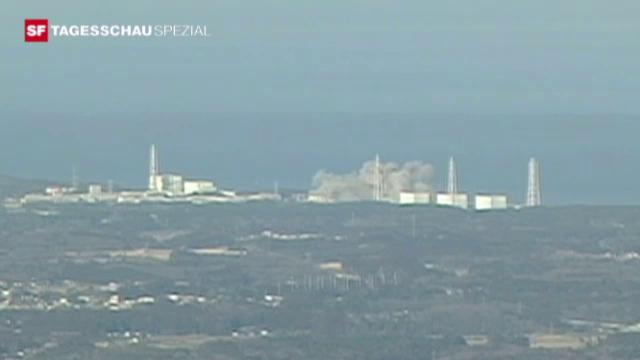 12.3. Explosion in Fukushima
