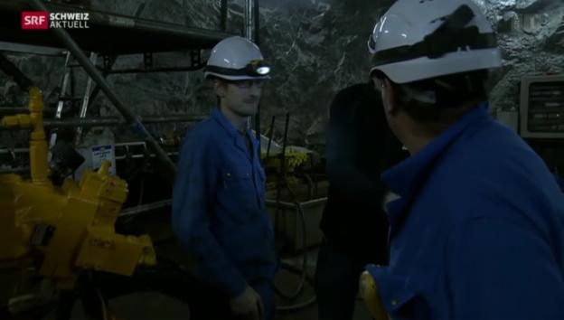 Video «Schweiz aktuell vom 15.05.2014» abspielen