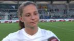 Video «Humm: «Fussball ist brutal»» abspielen