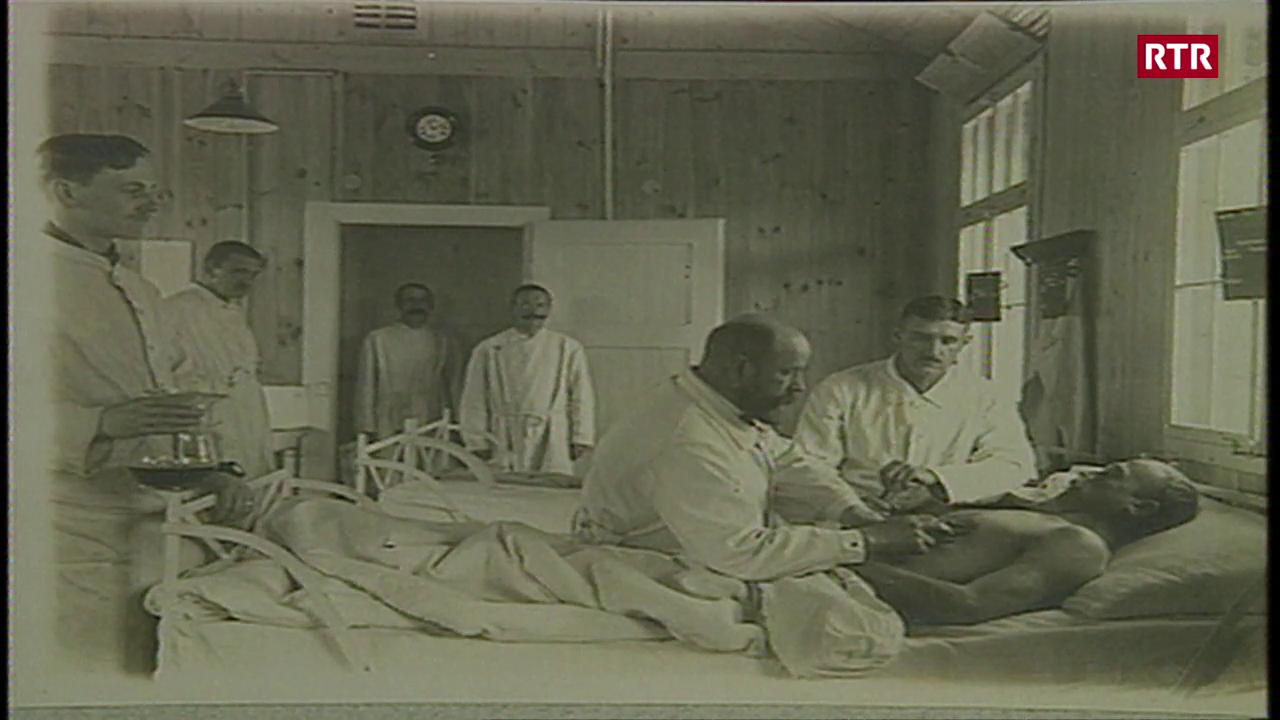 Survivents rapportan da l'epidemia da grippa 1918