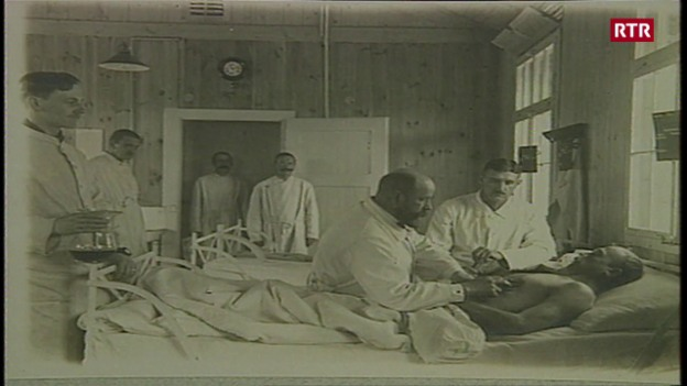 Laschar ir video «Survivents rapportan da l'epidemia da grippa 1918»
