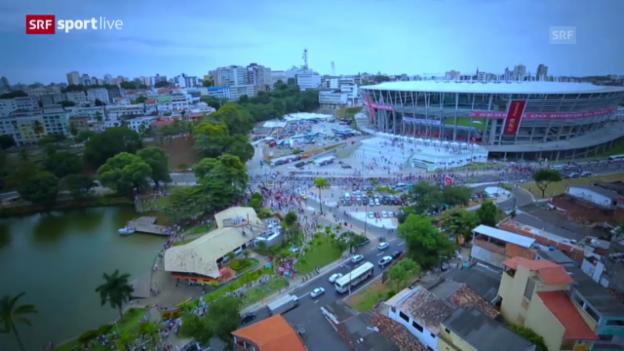Video «Clip Salvador («sportlive», 6.12.2013)» abspielen