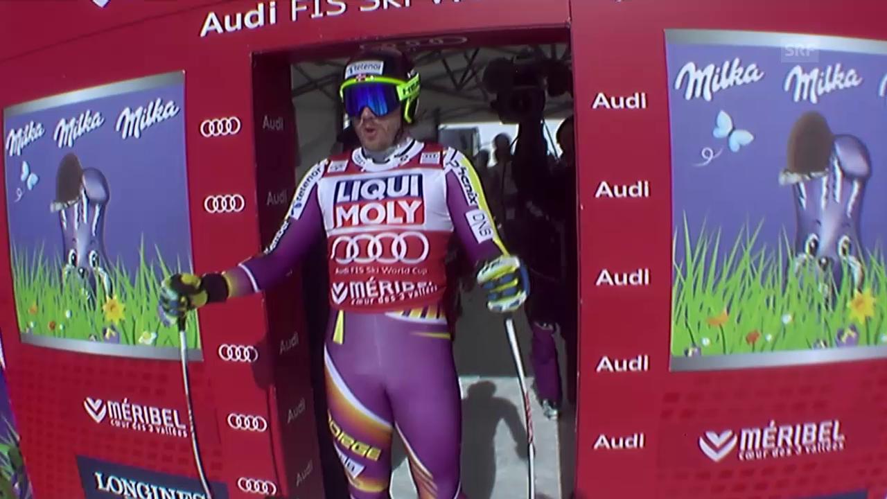 Ski alpin: Die Siegesfahrt von Jansrud