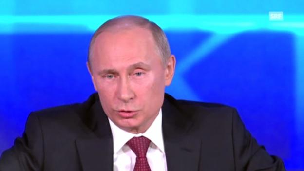 Video «Putin verleiht Pass an Depardieu (unkomm.)» abspielen