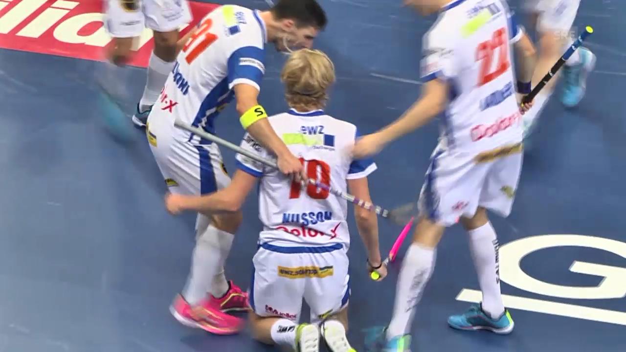 Unihockey: Champions Cup, GC-Falun