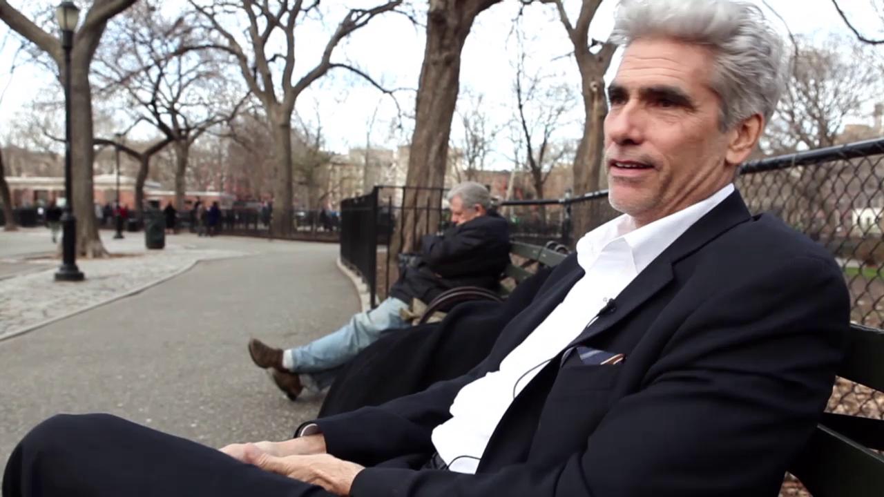 Marc Reay: Model und obdachlos in New York