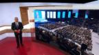 Video «Manager-Saläre | Aufstand an GV | Crowdfunding | Reiche Chinesen» abspielen