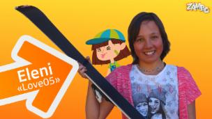 Video «Eleni aus dem Kanton Aargau ist neu im Treff» abspielen