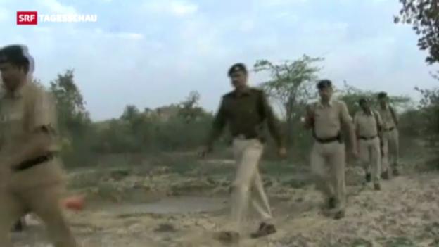 Video «Indien: Schweizerin Opfer einer Gruppenvergewaltigung» abspielen