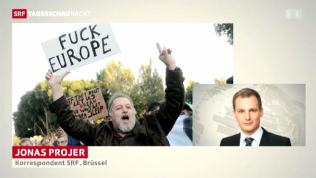 Video «Chaos am Finanzplatz Zypern» abspielen