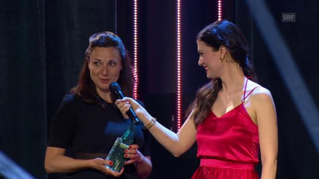 Video «Marie-Eve Hildbrand, Spezialpreis» abspielen