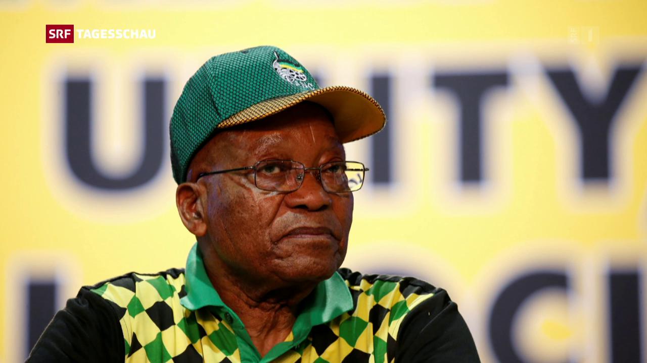 ANC fordert Zuma zum Rücktritt auf