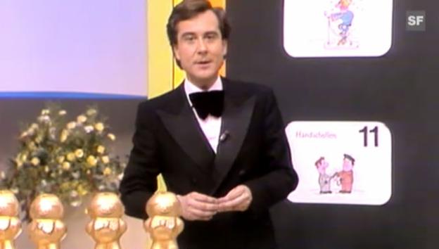 Video «Szenen aus dem Leben von TV-Legende Kurt Felix (unkomm.)» abspielen