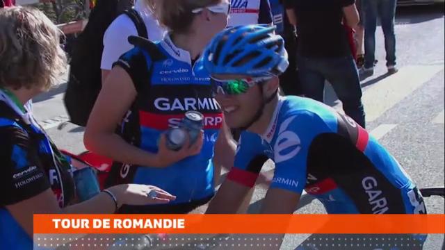 Tour de Romandie: 2. Etappe («sportnews»)