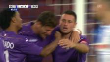 Video «Fussball: Aktion von Gomez gegen GC» abspielen