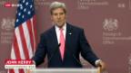 Video «Neuer Vorschlag im Syrien-Konflikt» abspielen