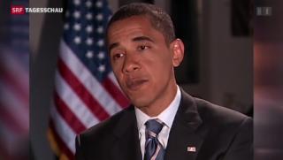 Video «Obama geht in Sachen Einwanderung in die Offensive» abspielen