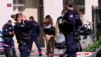 Video «Schiesserei bei Antiterroreinsatz in Frankreich» abspielen