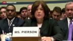 Video «Chefin von Obamas Leibwache tritt zurück» abspielen
