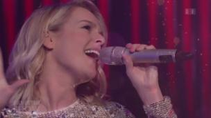 Video «Linda Fäh mit Silbereisen auf Tournee» abspielen