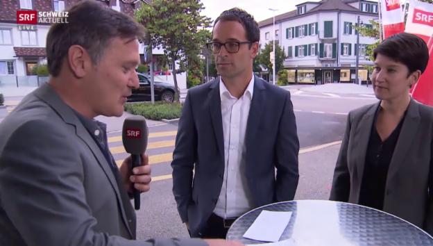 Video ««Schweiz aktuell» zu Kreuzlingen und dem Kanton Thurgau» abspielen