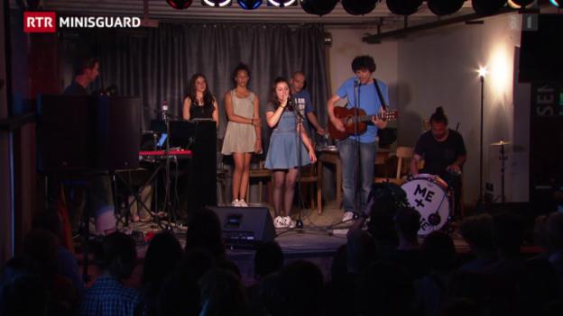 Laschar ir video «Minisguard dals 27.06.2015»