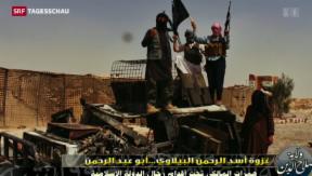 Video «USA sehen sich durch Kämpfe im Irak bedroht» abspielen
