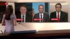 Video «FOKUS: Einschätzungen der SRF-Korrespondenten» abspielen