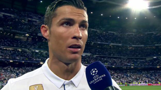 Video «Ronaldo: «Ich will nur nicht ausgepfiffen werden»» abspielen