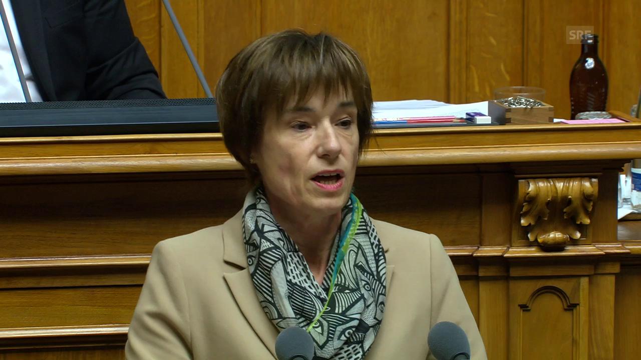 Ruth Humbel: «Bisher war keine Rentenreform erfolgreich»