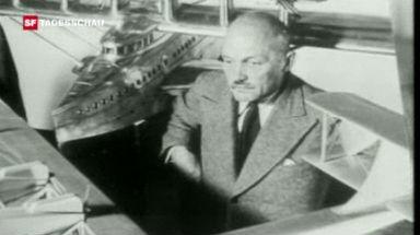 Video «Zweites Fliegermuseum für Friedrichshafen» abspielen