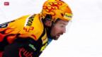 Video «Eishockey: Bern in den Playoffs mit dem Rücken zur Wand» abspielen