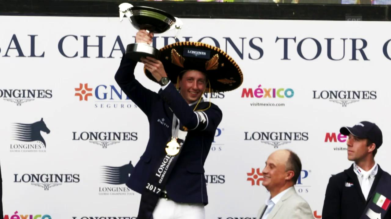 Martin Fuchs triumphiert in Mexiko