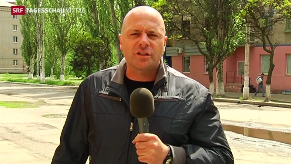 Christoph Wanner aus Slawjansk