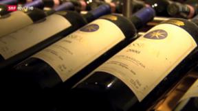 Video «Erhöhung der Zollfreimenge für Wein» abspielen