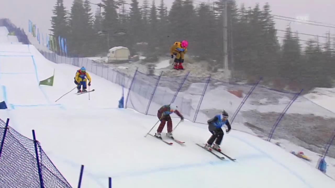Sotschi: Erklärung Skicross