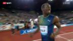 Video «LA: Die 100 Meter mit Usain Bolt» abspielen