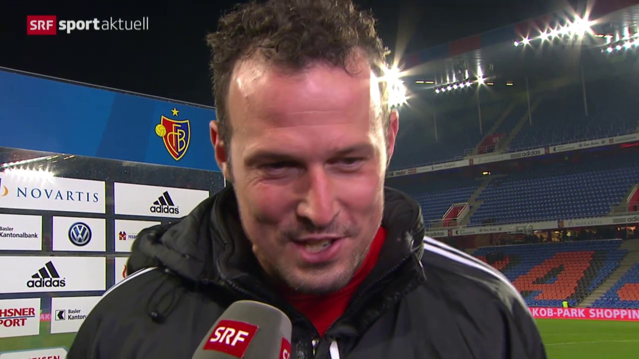 Fussball: Marco Streller im Interview