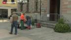 Video «Positive Bilanz über Beschäftigungsprogramm für Asylsuchende» abspielen