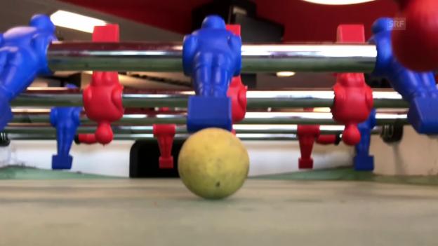 Video «Töggeli-Tipps vom Profi» abspielen