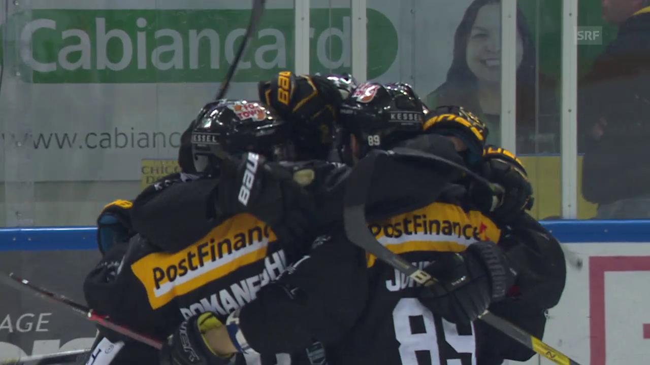 Klarer 4:0-Heimsieg für Lugano gegen die Lions