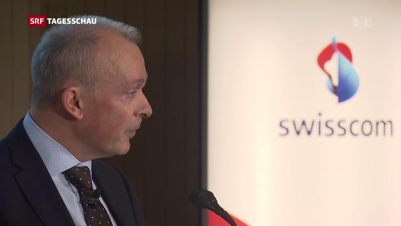 Swisscom-Chef ist vom Datenraub betroffen