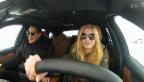 Video «Ladies Drive: Das Winterfahrtraining für Frauen» abspielen